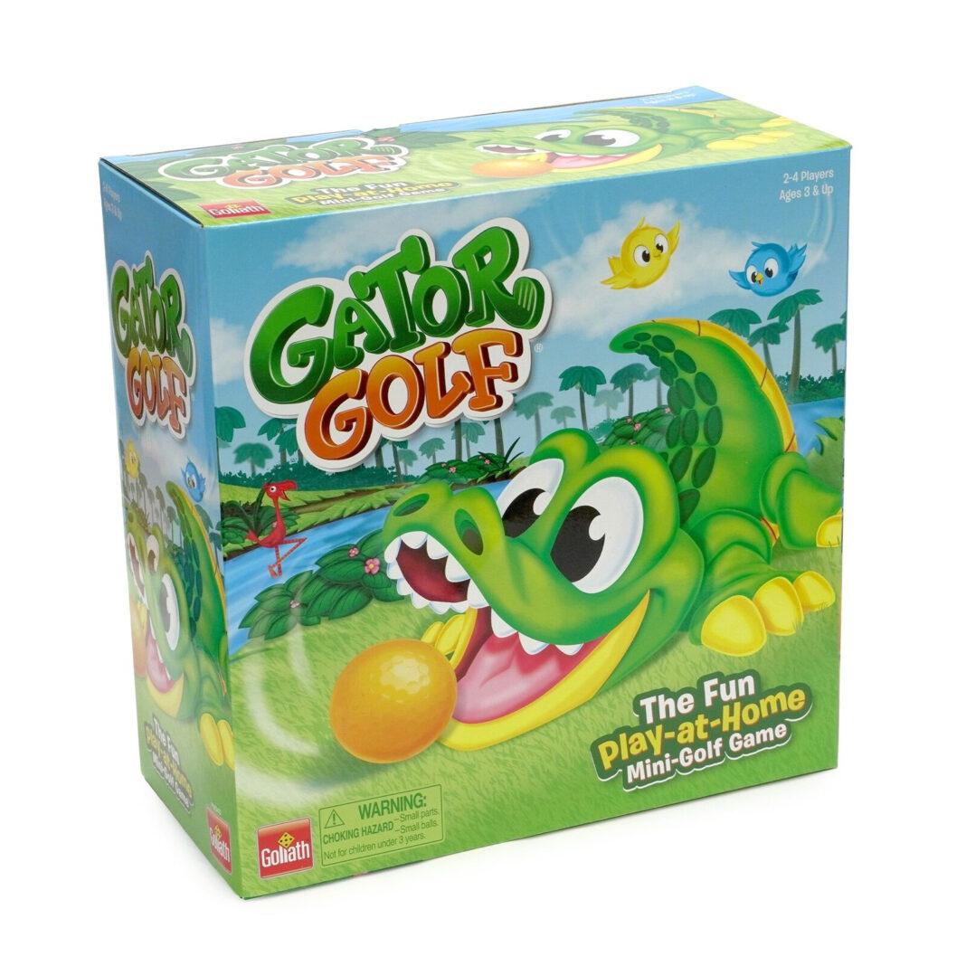 gator golf game