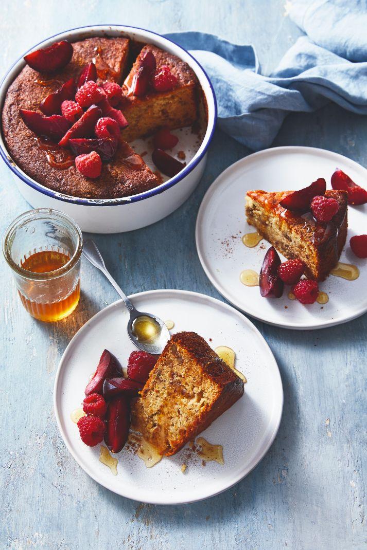 Gluten-free-orange-date-cake