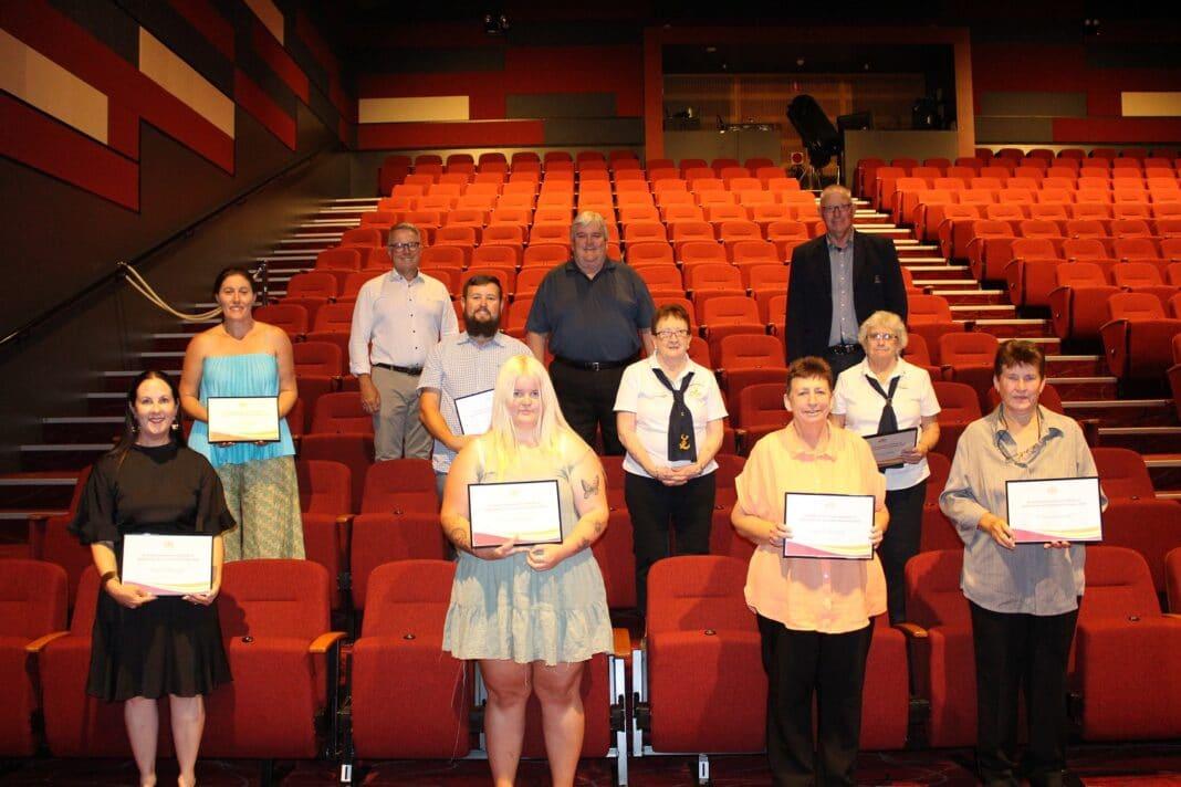 Hunter Volunteer Awards