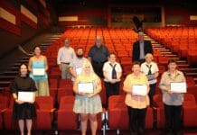Hunter Volunteer Awards