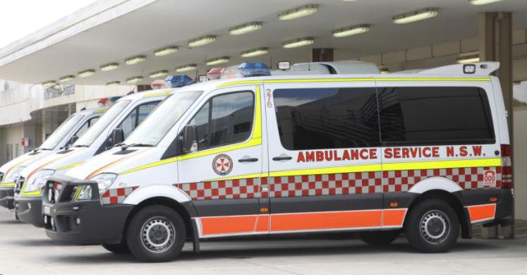 Stockton Ambulance Station