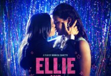 movie poster for Ellie and Abbie