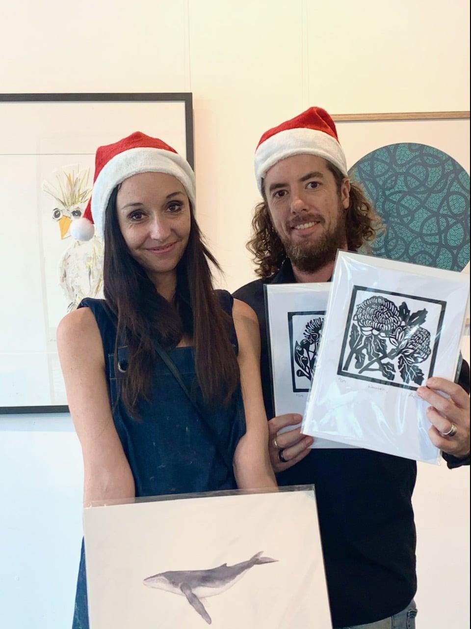 Blackstone Gallery Christmas Pop-Up