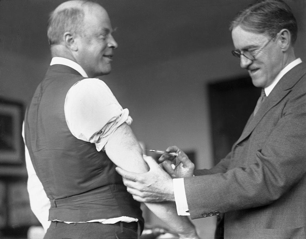 1918 pandemic vaccine