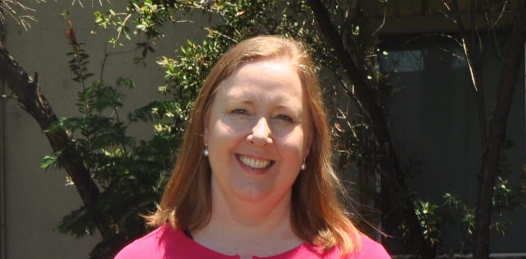Maitland MP Jenny Aitchison.