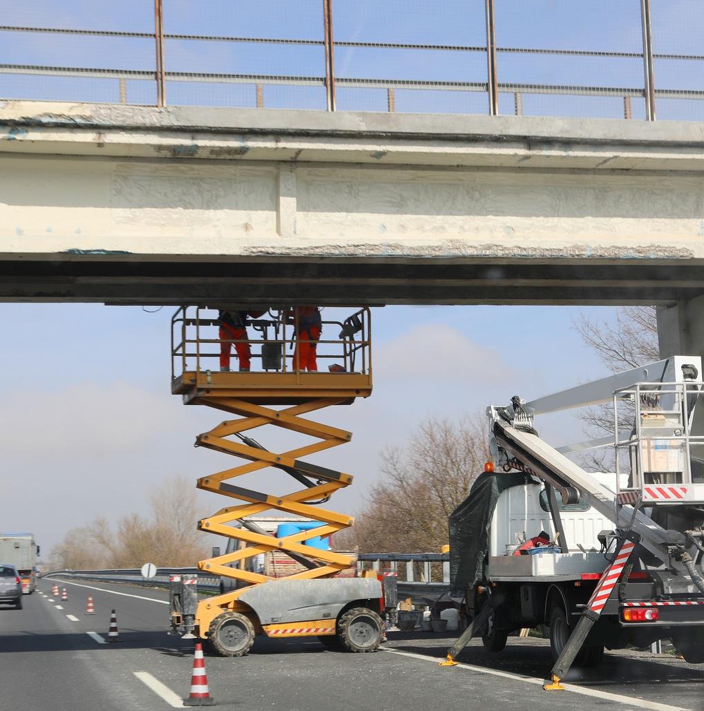 Bridge maintenance Karuah
