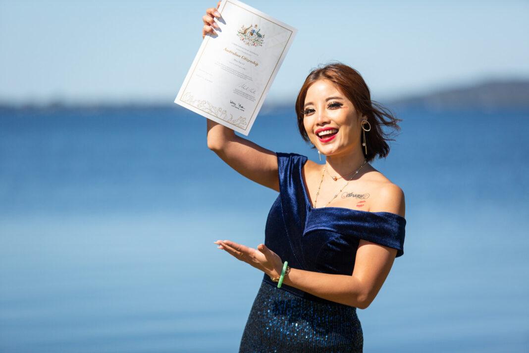Lake Macquarie Citizenship Ceremony
