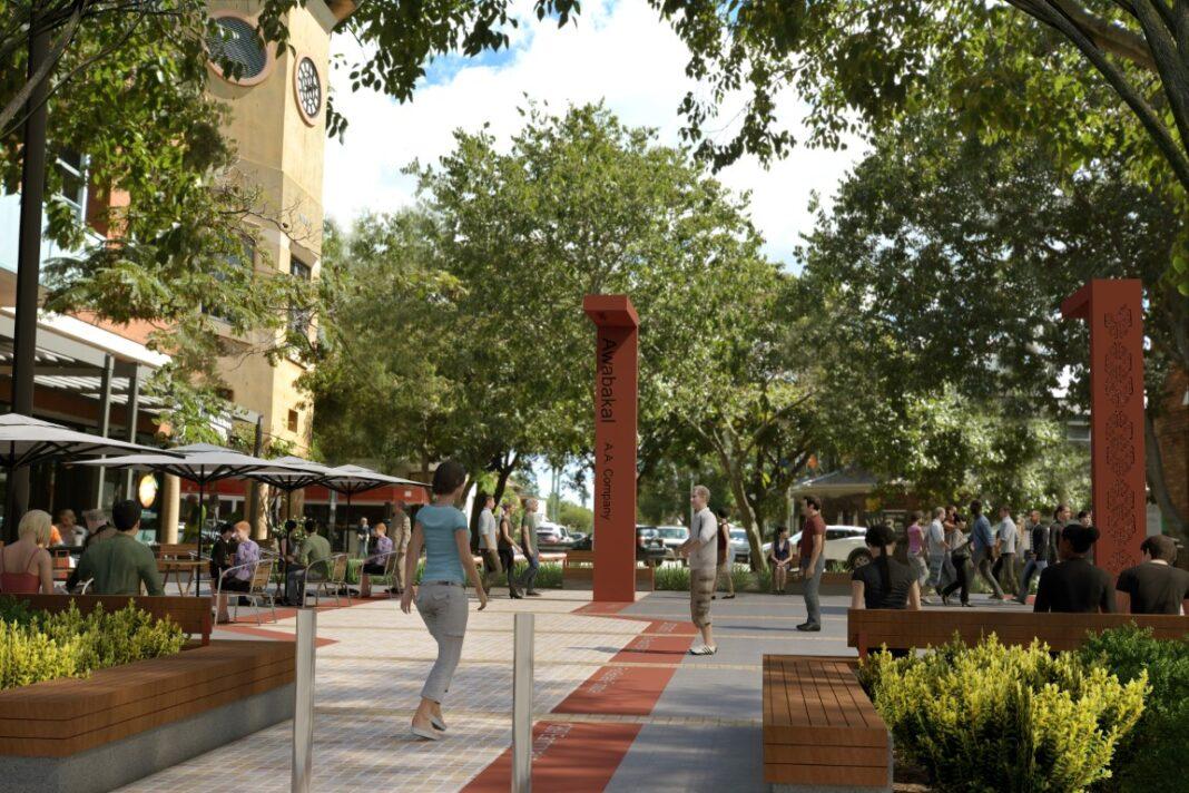 Hamilton's James Street Plaza