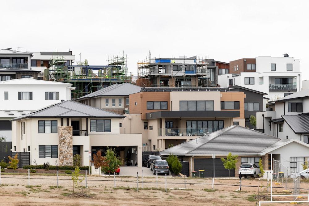 Australian property prices new homes