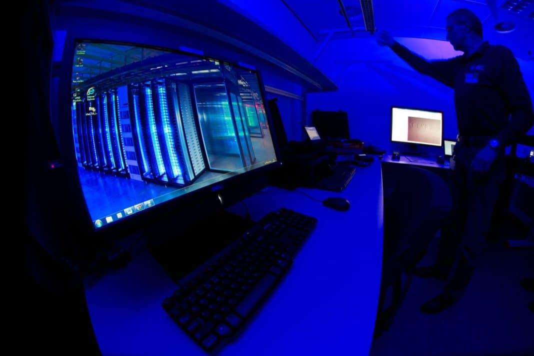 US Cyber attack